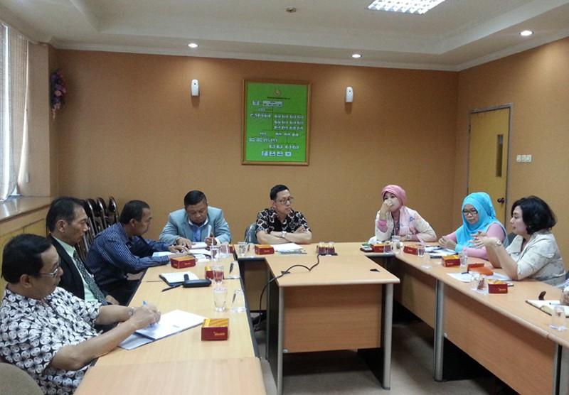 Rapat Kerja Program Studi Magister Akuntansi