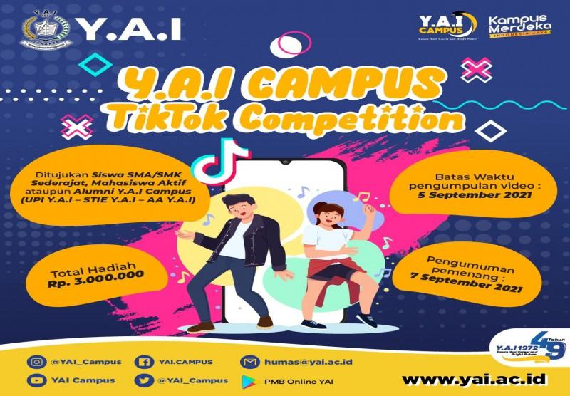 Y.A.I Campus Tiktok Competition